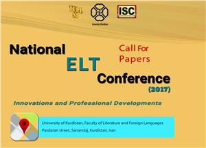 National ELT Conference: Innovations and Professional Developments