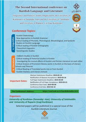 International Conference on Kurdish and Persian Languages and Literature